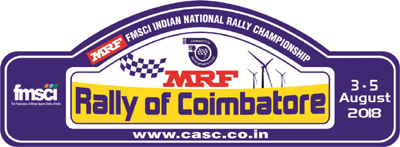 MRF Rally of Coimbatore